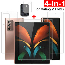 Screen Protectors, samsunggalaxyzfold2, Samsung, fronthydrogelfilm