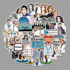 Car Sticker, suitcasesticker, TV, Stickers