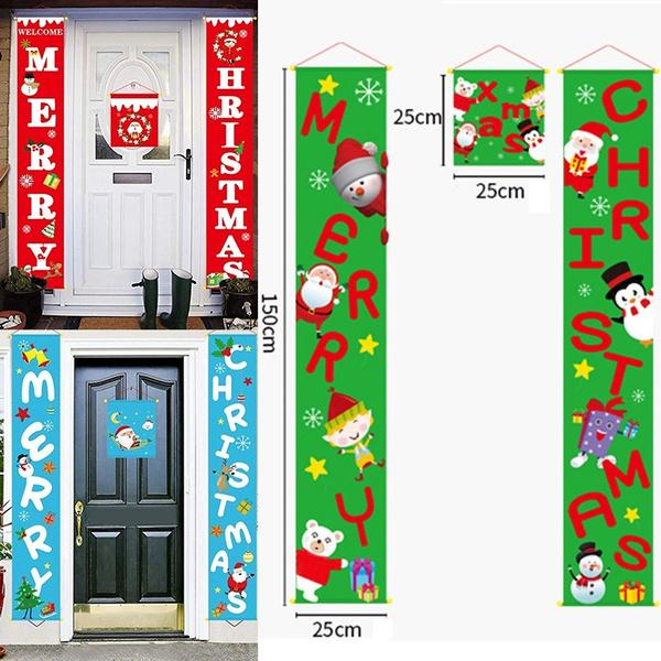 xmasdecor, Door, Home Decor, porch