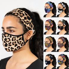 Women, Cotton, facemaskholder, Yoga