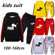 kidshoodieset, autumnwinter, Fashion, pants