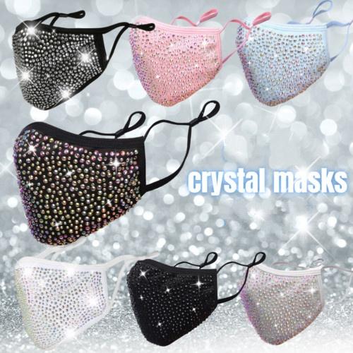 DIAMOND, dustmask, faceshield, Elastic
