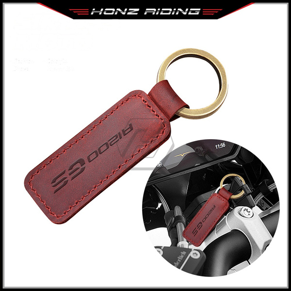 Key Chain, bmwr1200g, r1200gsadv, Cowhide