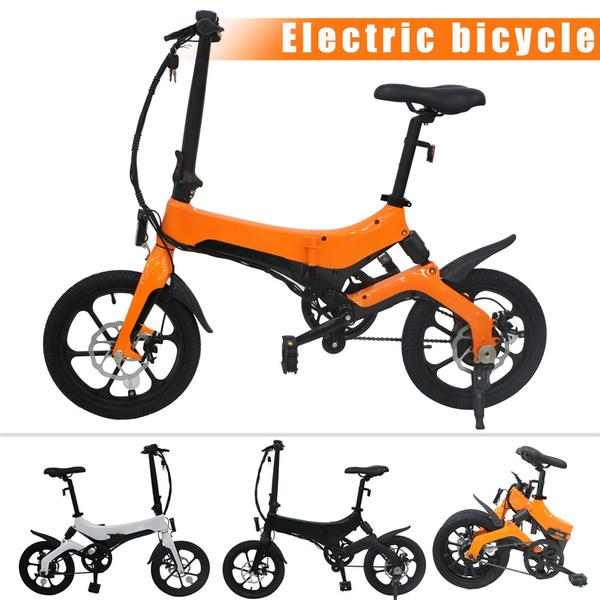 Fun, Outdoor, Cycling, Electric