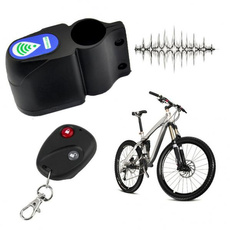 Bicycle, Remote Controls, Sports & Outdoors, bikealarmlock