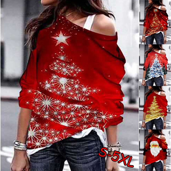 Fashion, tunic, christmasblouse, Sleeve