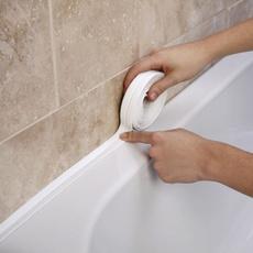 Bathroom, waterprooftape, Waterproof, Stickers