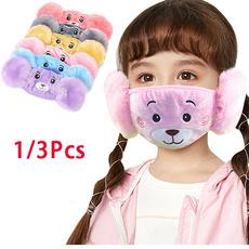 kidearmuff, cute, Cotton, Masks