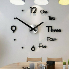 Decor, Office, Clock, Home & Living