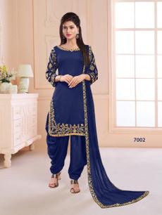 Beautiful, Blues, patiyalasalwar, Bold