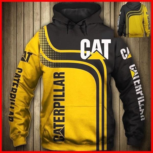 Fashion, caterpillarhoodie, pullover hoodie, Sleeve