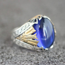 Sterling, 925 sterling silver, wedding ring, gold