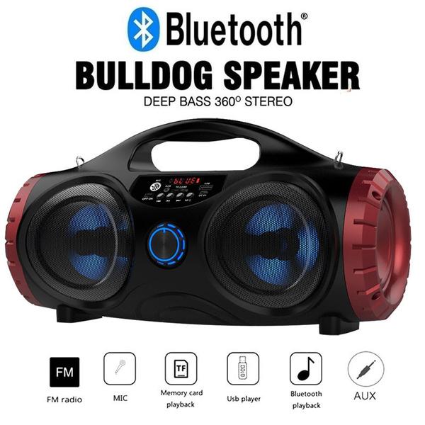 Outdoor, Bass, Phone, Bluetooth