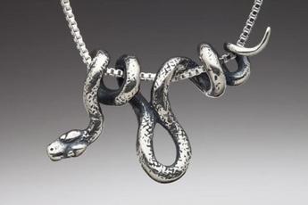 Men Jewelry, punk necklace, Jewelry, Chain