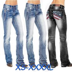Fashion, pants, Denim, slim