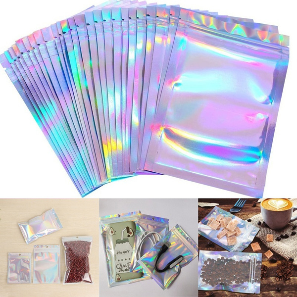 pencilcase, Holographic, HOLOGRAPHIC BAG, Beauty