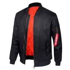 Casual Jackets, Fashion, baseballcoat, fashion jacket