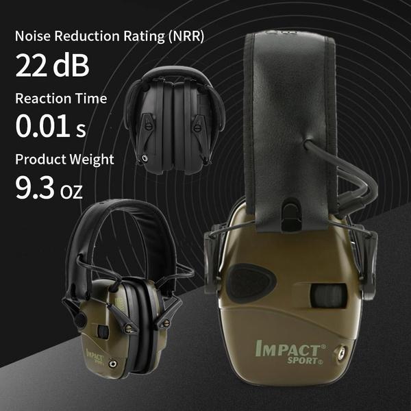hearingprotectionearmuff, huntingshootingearmuff, tacticearmuff, Headset