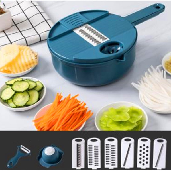 Kitchen & Dining, vegetablecutter, silkeraser, multifunctionalcutvegetable