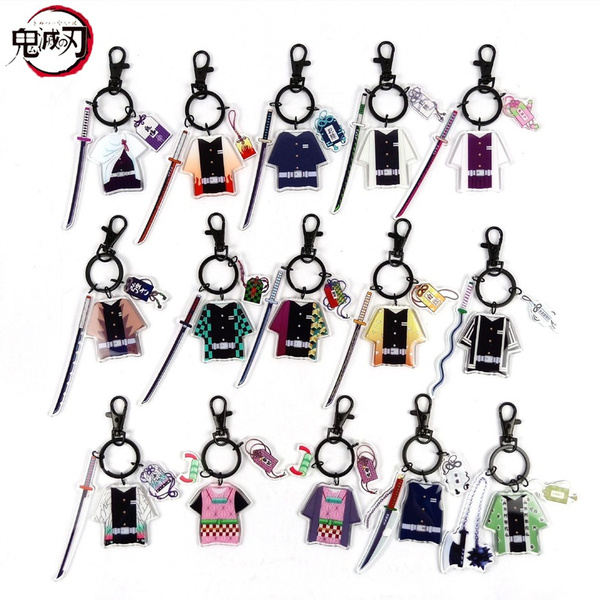 Clothing & Accessories, demonslayerblade, Key Chain, Jewelry