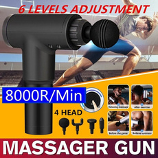 backmassager, musclemassager, electricmassager, Massage & Relaxation