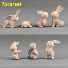 cute, Toy, Garden, Mini