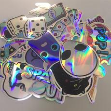 case, skullsticker, Colorful, lasersticker