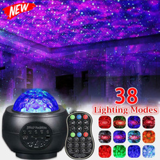 christmasgiftsforkid, starprojectionlamp, Night Light, Bluetooth