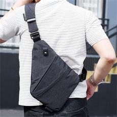 Shoulder Bags, Outdoor, Canvas, portable