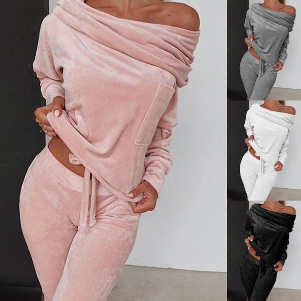 Fleece, trousers, Yoga, Winter