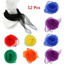 kids scarf, chiffon scarf, chiffon, candy color