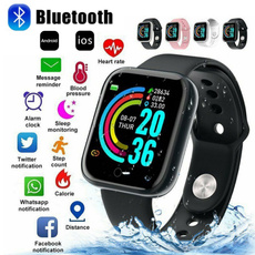 androidsmartwatch, led, Waterproof Watch, Fitness