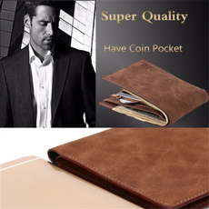 leather wallet, Fashion, cowhidemenwallet, Gifts