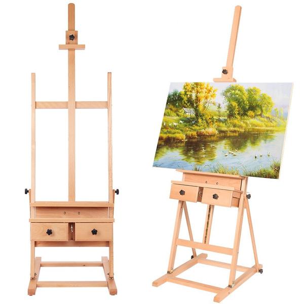 arteaselstand, easel, art, woodeneasel