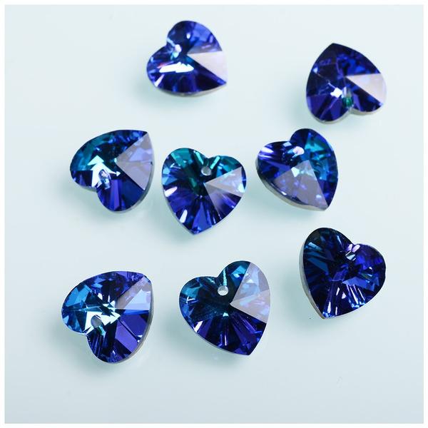 beadsforjewelrymaking, Heart, Heart Shape, crystalbead