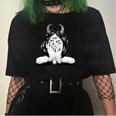 Summer, Fashion, Shirt, Demon