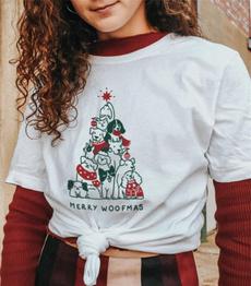 cute, Fashion, letter print, Shirt