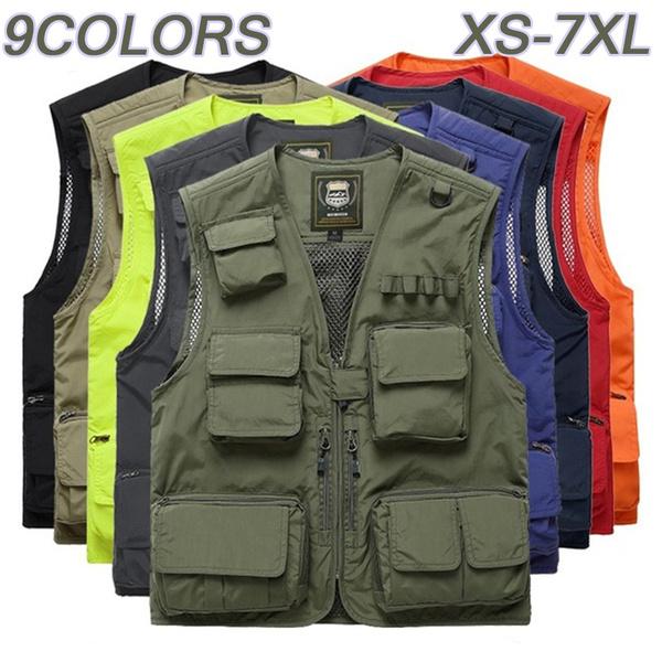 Vest, Plus Size, Sports & Outdoors, meshvest