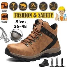 Steel, hikingboot, Fashion, workshoe