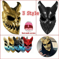 Cosplay, Masks, Halloween, mouth