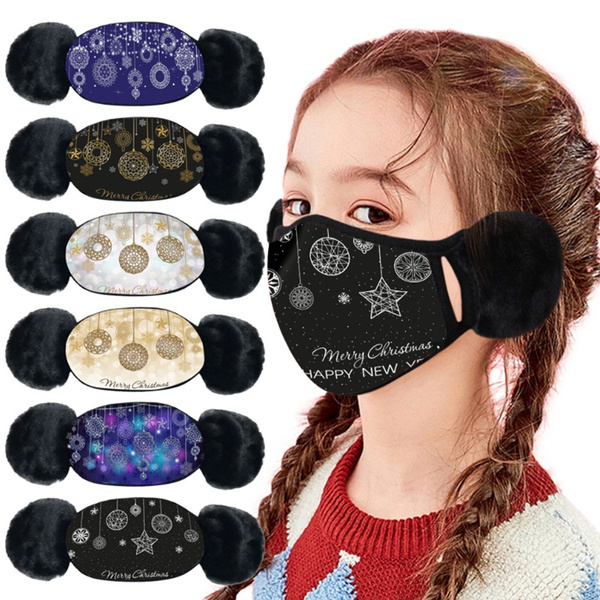kidearmuff, Outdoor, childrenmask, Cover