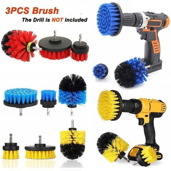 drillbrushattachment, cleaningbrush, Bathroom, Tool