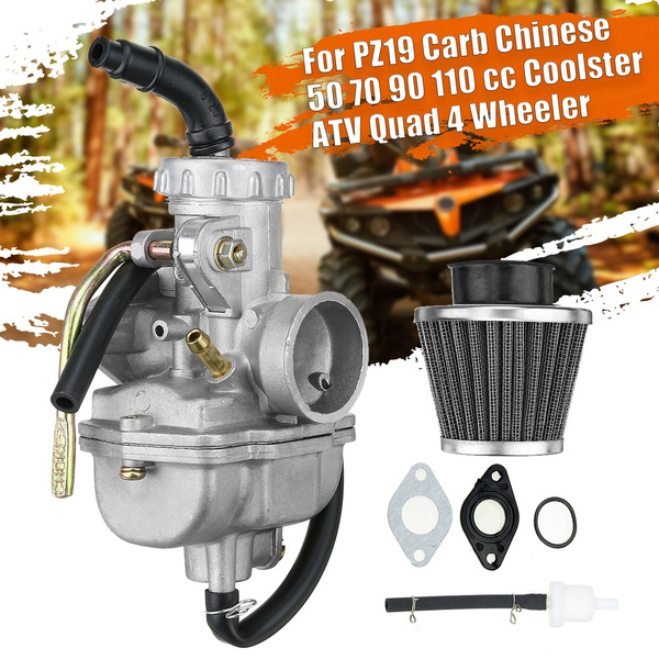 wairfilter, coolster, 110cc, Chinese