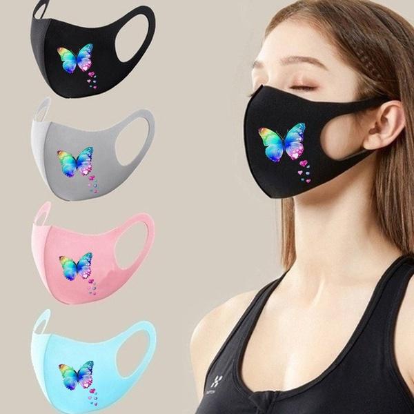 mouthmufflemask, butterfly, Fashion, dustmask