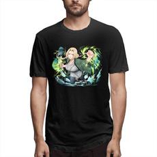 Funny T Shirt, Shirt, Sleeve, Anime