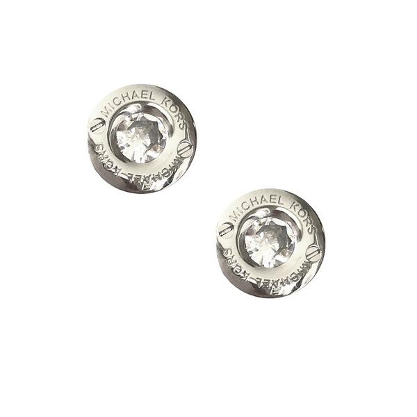 Cubic Zirconia, Jewelry, Stud Earring, silver