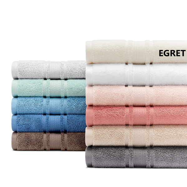 egretcolor, machinewash, Towels, 100supimacotton