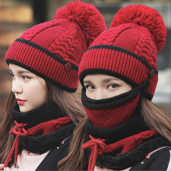 hikingcap, Fashion, Knitting, Winter