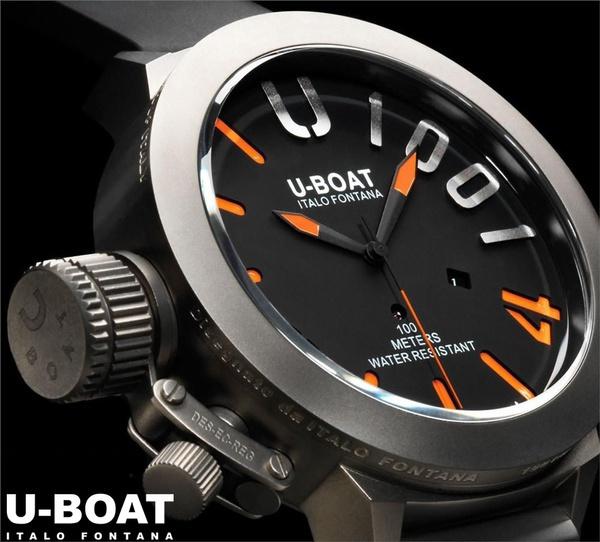 relojeshombre, Fashion, uboat, Watch
