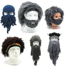 viking, Funny, Beanie, Fashion